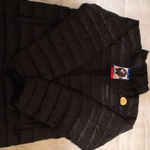 Marmot Azos 700 fill down jacket large brand new